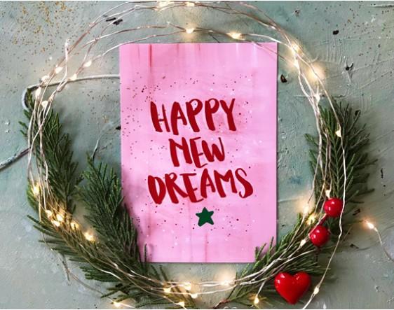 Happy New Dreams
