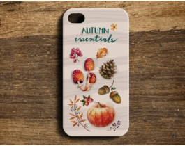 Autumn Essentials - Telefon Kılfı