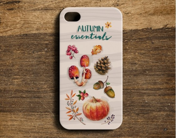 Autumn Essentials - Telefon Kılfı