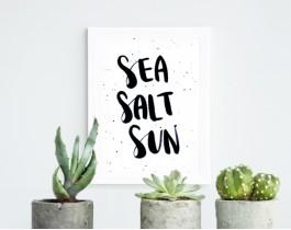 Sea Salt Sun