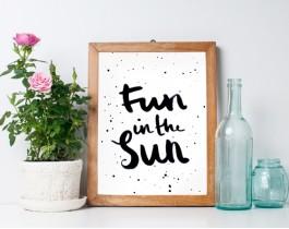 Fun İn The Sun