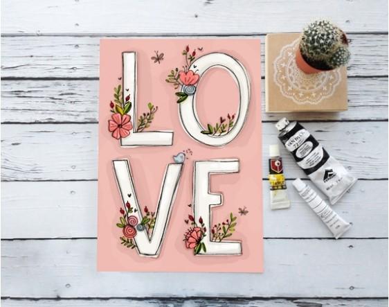 Love-Pembe